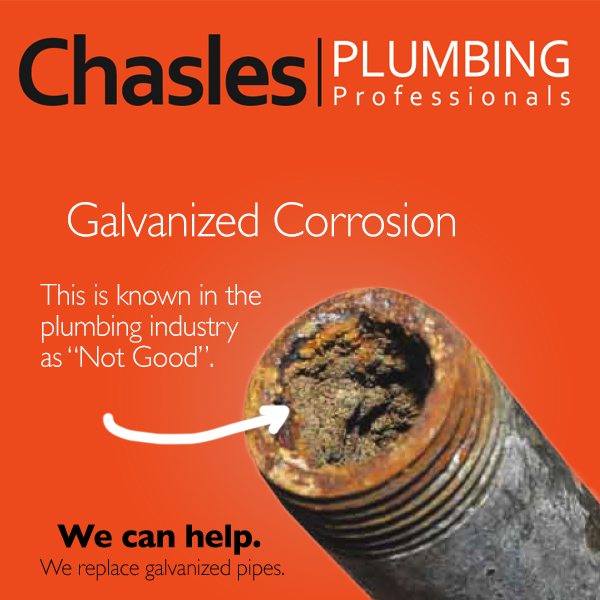 Galvanized Pipes Ontario Chasles Plumbing