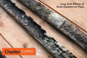 Drain Cleaner Pipe Corrosion
