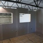 Chasles Plumbing Professionals Office Renovation