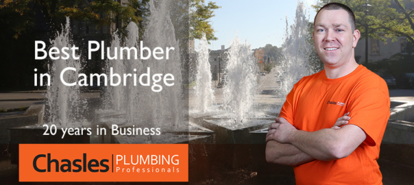 Best Plumber in Cambridge